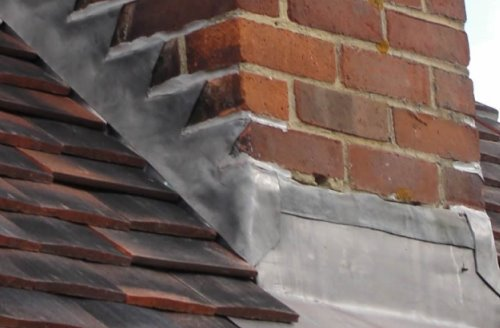 Roofing Repair London Chimney Flashing