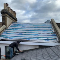 Roofing Repair London New Tiles
